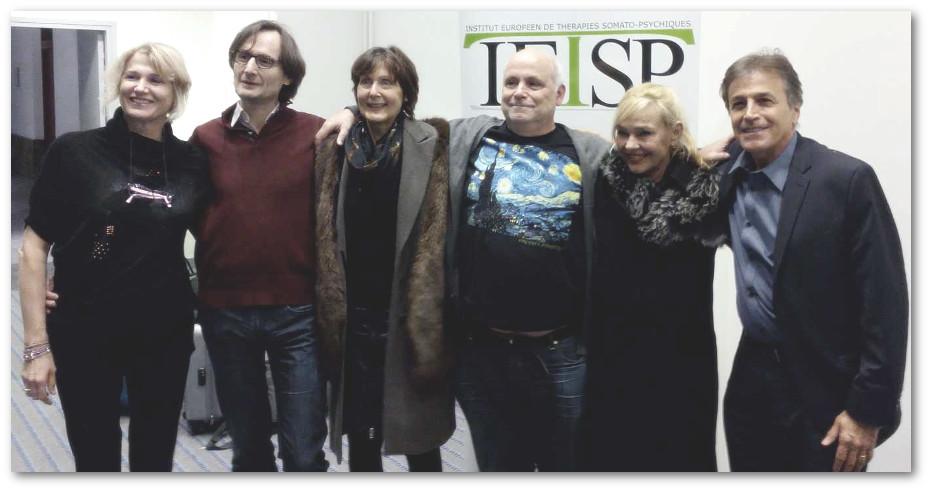 INSTITUT EUROPÉEN DE THÉRAPIES SOMATO-PSYCHIQUES